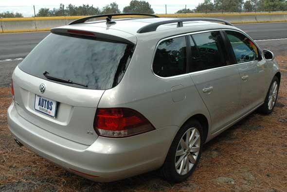 Para este año nos presenta su versión vagoneta denominada Sportwagen.