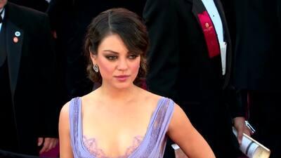 Mila Kunis demandada por robarse un pollo