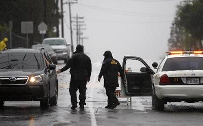 Jackie Guerrido alertó sobre inundaciones en California