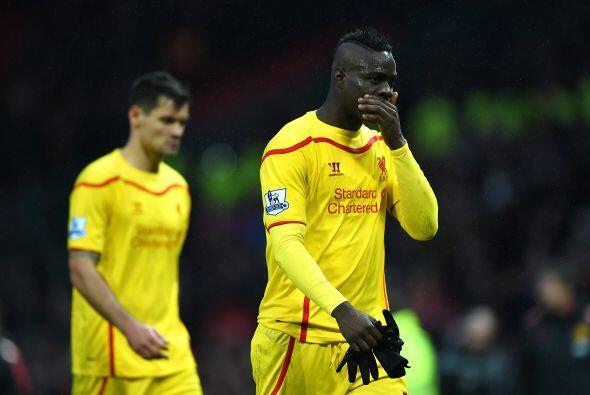 El Liverpool desembolsó 20 millones de euros por el italiano que...