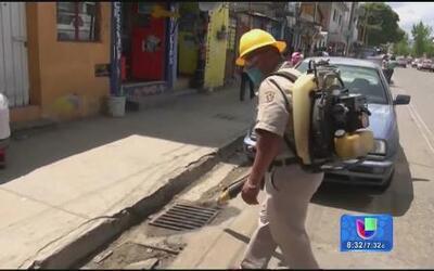 Alerta en México por virus de Chikungunya
