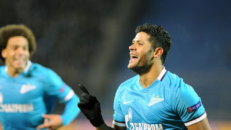 Zenit vs. Lyon