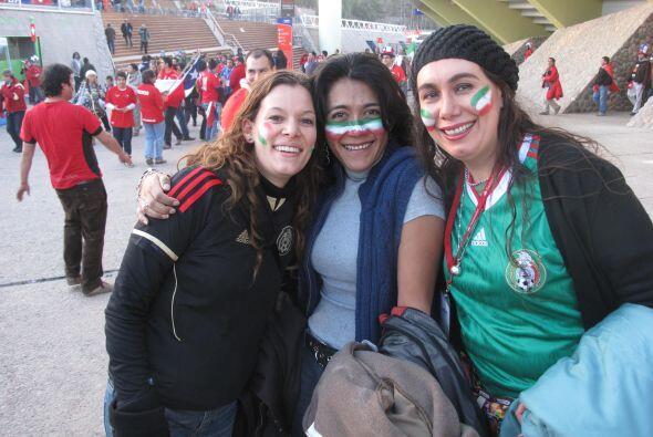 Bellas, bellísimas, llegaron a Mendoza por el ´Tri´ a...