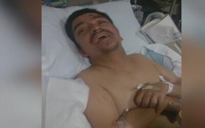Hispano en silla de ruedas fue atropellado por un vehículo y el conducto...
