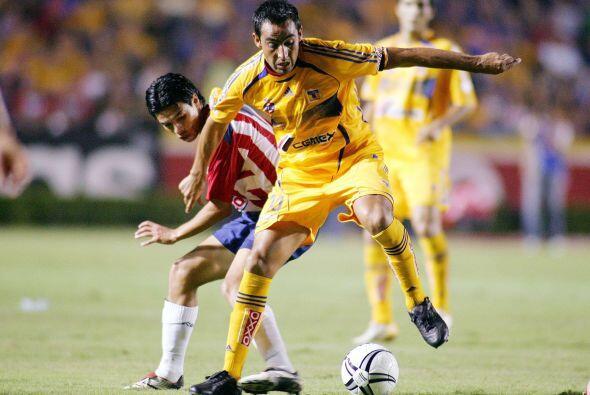 'El Divino', quien llegó procedente de Boca Juniors, demostr&oacu...