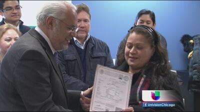 Consulado de México en Chicago expide acta de nacimiento