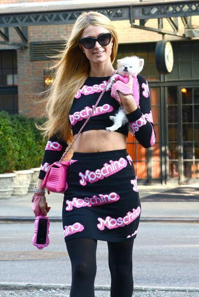 Quien también ha destacado por ser una amante de la moda.
