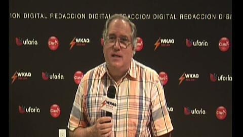 Luis Dávila Colón critica la politiquería en el Comité Olímpico de Puert...