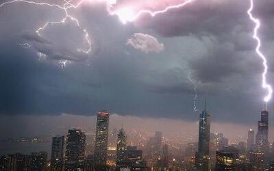 Tormentas eléctricas severas para la Costa Este