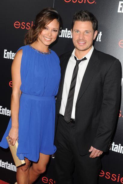 Vanessa ahora está casada con el cantante Nick Lachey.  Mira aqu&...