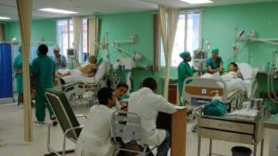 Cuba graduó este año a unos 11 mil estudiantes de Medicina, entre ellos...