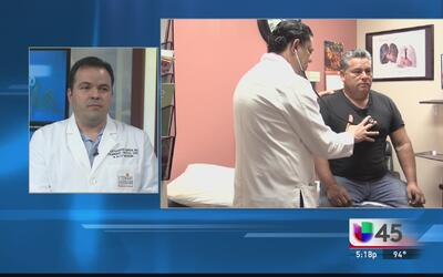 Dolor en el pecho: cuándo buscar atención médica