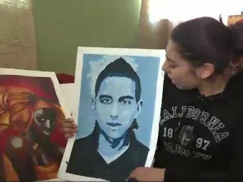 Familiares de Ismael Jiménez rezan desesperados por saber de su e...