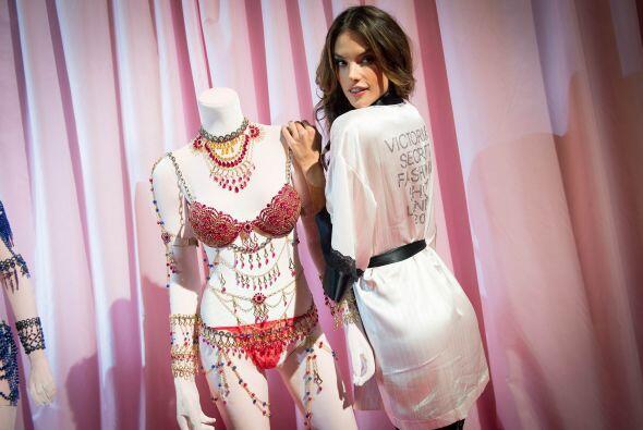 ¡Una de las bondades de ser angelito de la famosa marca de lencer&...