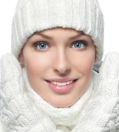 El frío también es uno de los peores enemigos de la piel y más para aque...
