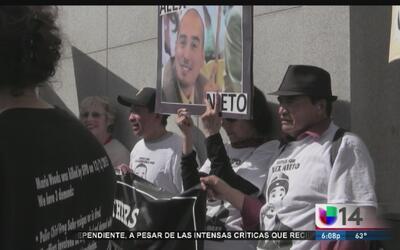 Activistas demandan justicia por casos de abuso policíaco