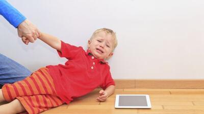 Si los niños lloran en el sueño y están tristes denotan una preocupación...