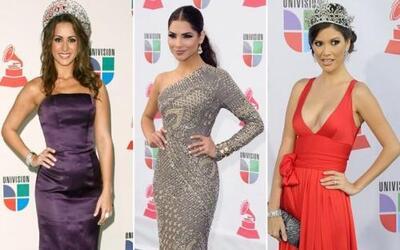 Las encantadoras chicas de Nuestra Belleza Latina han brillado durante s...