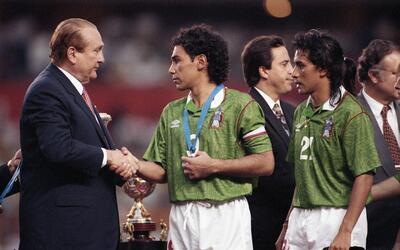Se ponen en juego las últimas plazas para la Copa América Centenario 201...
