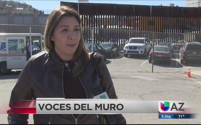 Voces del muro: empresarios fronterizos no quieren el muro