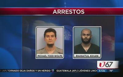 Arrestados en Austin querían ayudar a terroristas