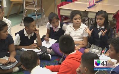 Se busca la educación biblingüe en Nueva York