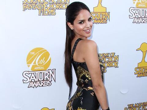 Eiza Gonzalez asistió a la Edición 40 de los Premios Satur...