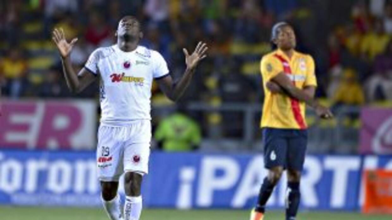 Veracruz logró un empate en su visita a Morelia.