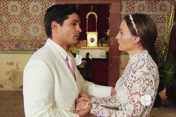 No hay marcha atrás Abigail, Diego tomó una decisión, ¡no habrá boda!