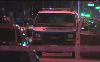 Policía investiga presunto homicidio de hombre hispano en Inglewood