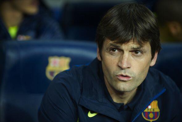 La dicha que le negó el Barcelona como jugador, ya que Vilanova tuvo un...