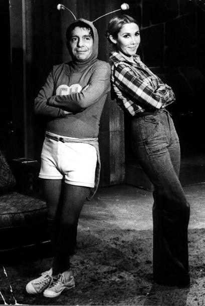 Chespirito comentó alguna vez que Florinda Meza lo convirti&oacut...