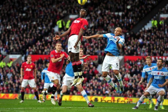Los 'diablos rojos' siguen segundos, detrás del Manchester City.