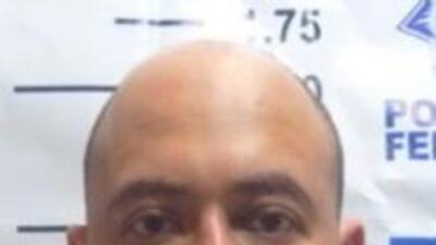 """Fue detenido Héctor Russel Rodríguez Báez, alias """"el Toro"""", de 30 años,..."""