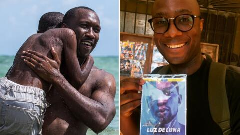 Barry Jenkins, director de 'Moonlight'