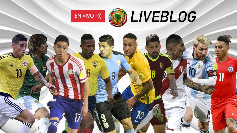 Eliminatorias CONMEBOL Inside LiveBlog