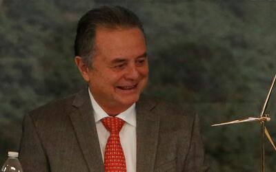 En medio de la crisis del 'gasolinazo', el secretario de Energía de Méxi...
