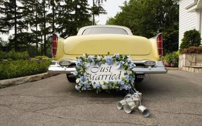 Detalles para un 'look vintage' en tu boda