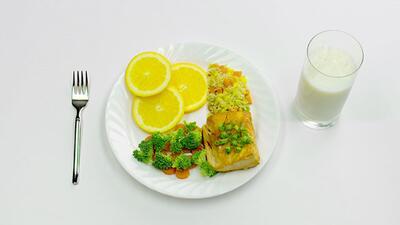 Alimentación saludable: Mi plato