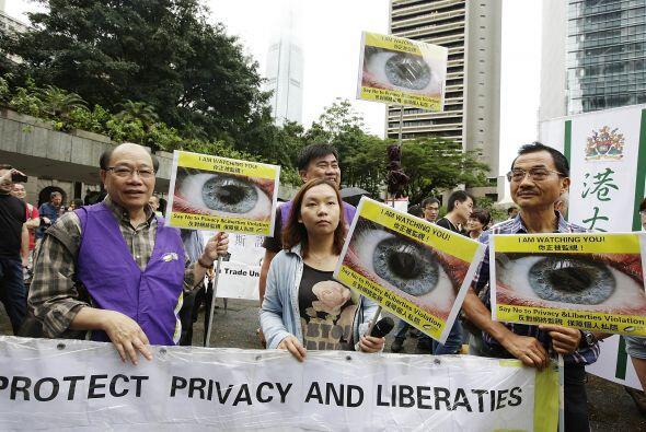 """""""Esto constituye una violación de los Derechos Humanos del pueblo de Hon..."""