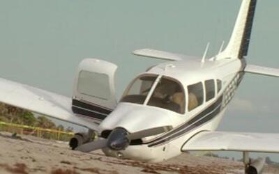 Padre e hija arrollados por avioneta en la Florida