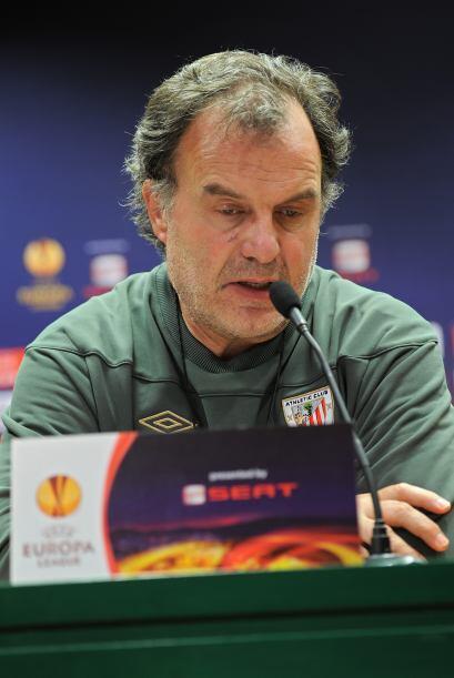 En Bilbao, el partido ha suscitado una expectación máxima y los 'leones'...