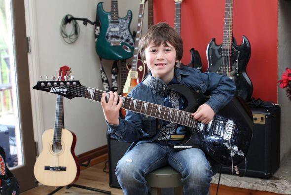 Con solo cinco años de edad, ¡este niño tiene un talento extraordinario!