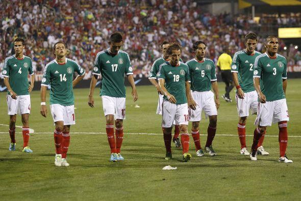 Desde varias ópticas, la Selección Mexicana ha sufrido contra el vecino...