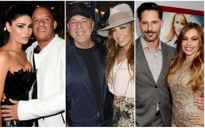 Latinas que se casaron con famosos de Hollywood