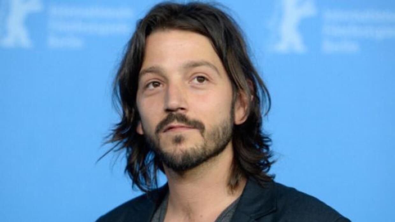 El actor y director mexicanoDiego Luna.