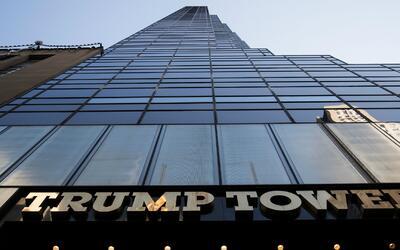 Anuncian extremas medidas de seguridad en área de la residente de Donald...