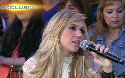 """Noelia le dice a Topy Mamery: """"No mereces mis palabras"""""""
