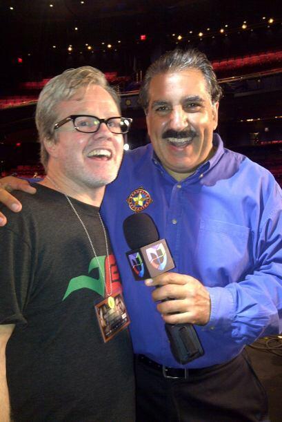 Freddy Roach, entrenador de Chávez Jr., nos dio sus comentarios para Rep...