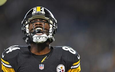 Antonio Brown | Top 10 jugadas en 2016